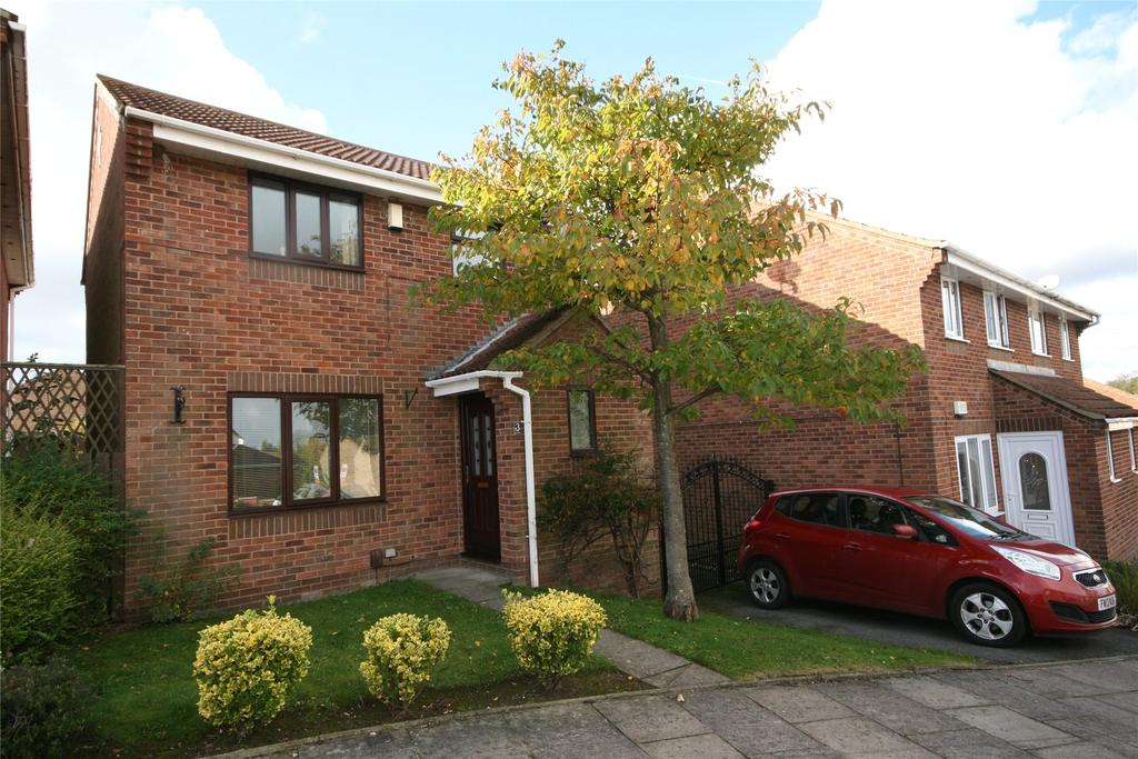 3 Bedrooms Detached House for sale in Maidwell Way, Laceby Acres, DN34