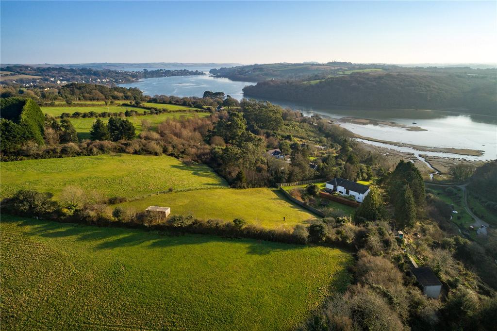 5 Bedrooms Detached House for sale in Devoran, Truro, Cornwall, TR3