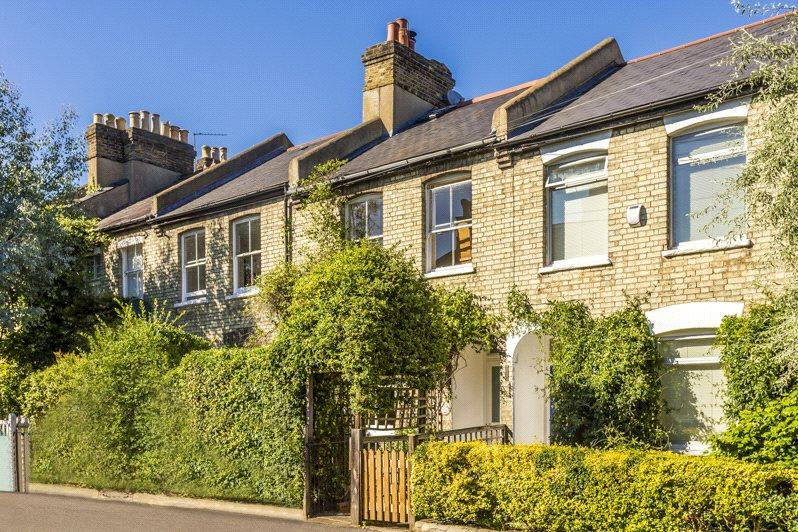 4 Bedrooms Terraced House for sale in Thornton Road, Wimbledon, London, SW19