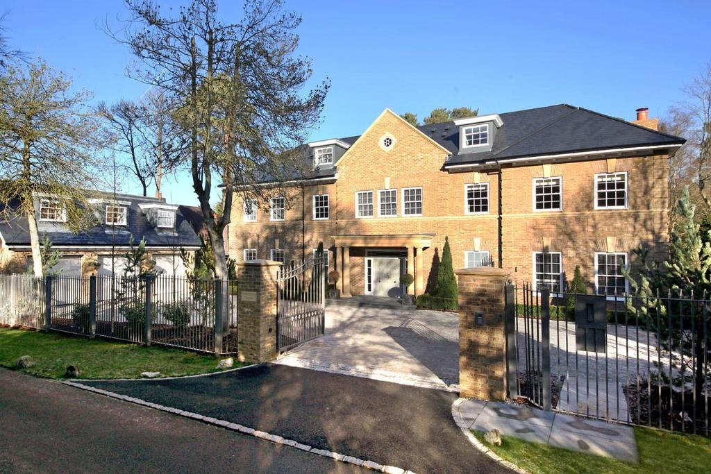 6 Bedrooms Detached House for sale in St. Marys Road, Sunninghill, Berkshire, SL5
