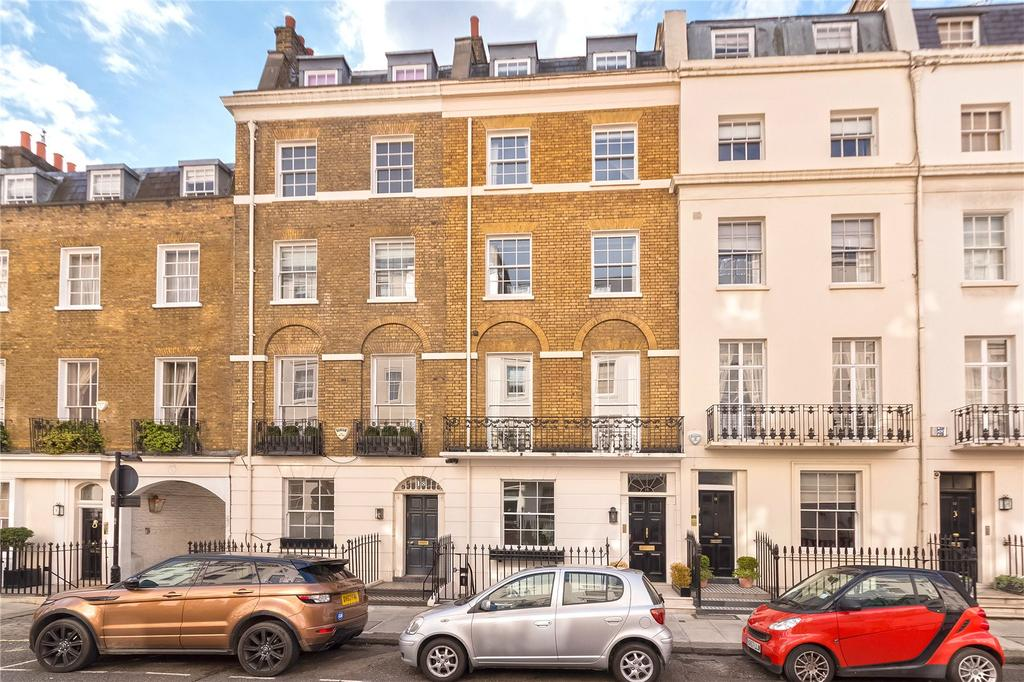 4 Bedrooms Terraced House for sale in Eaton Terrace, Belgravia, London, SW1W