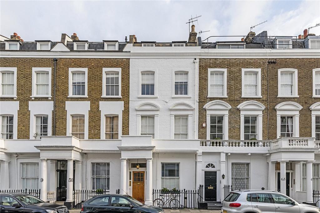 1 Bedroom Flat for sale in Alderney Street, Pimlico, London