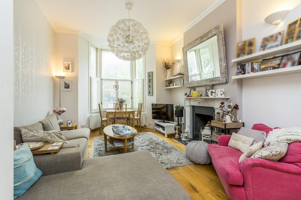 3 Bedrooms Apartment Flat for sale in Hammersmith Grove, Brackenbury, London, W6