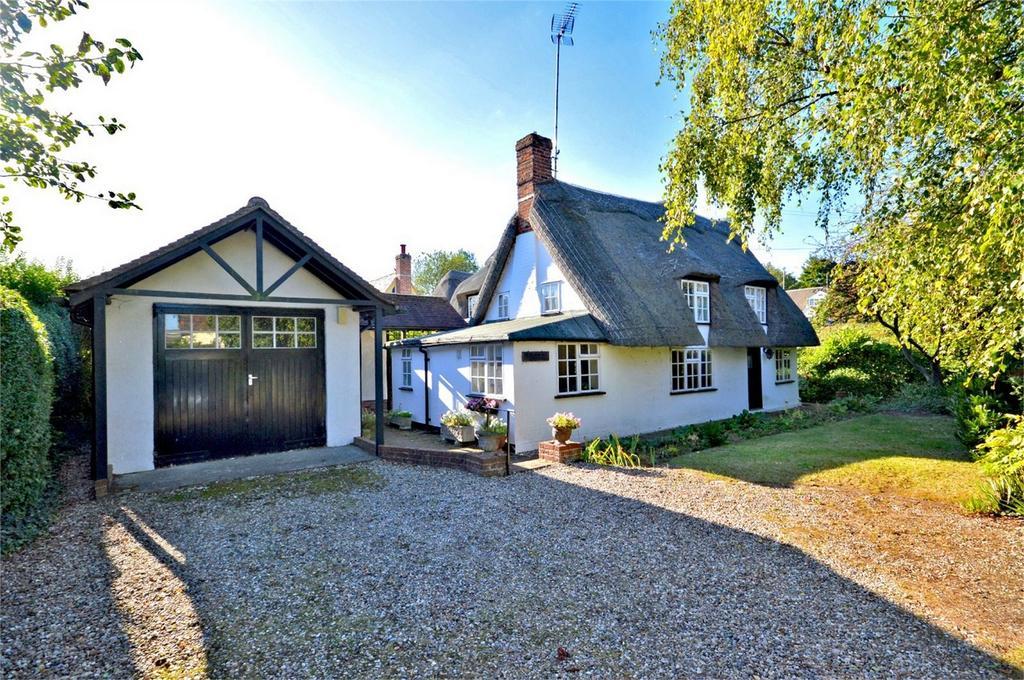 4 Bedrooms Cottage House for sale in Honeysuckle Cottage, Monks Corner, Great Sampford, Nr Saffron Walden