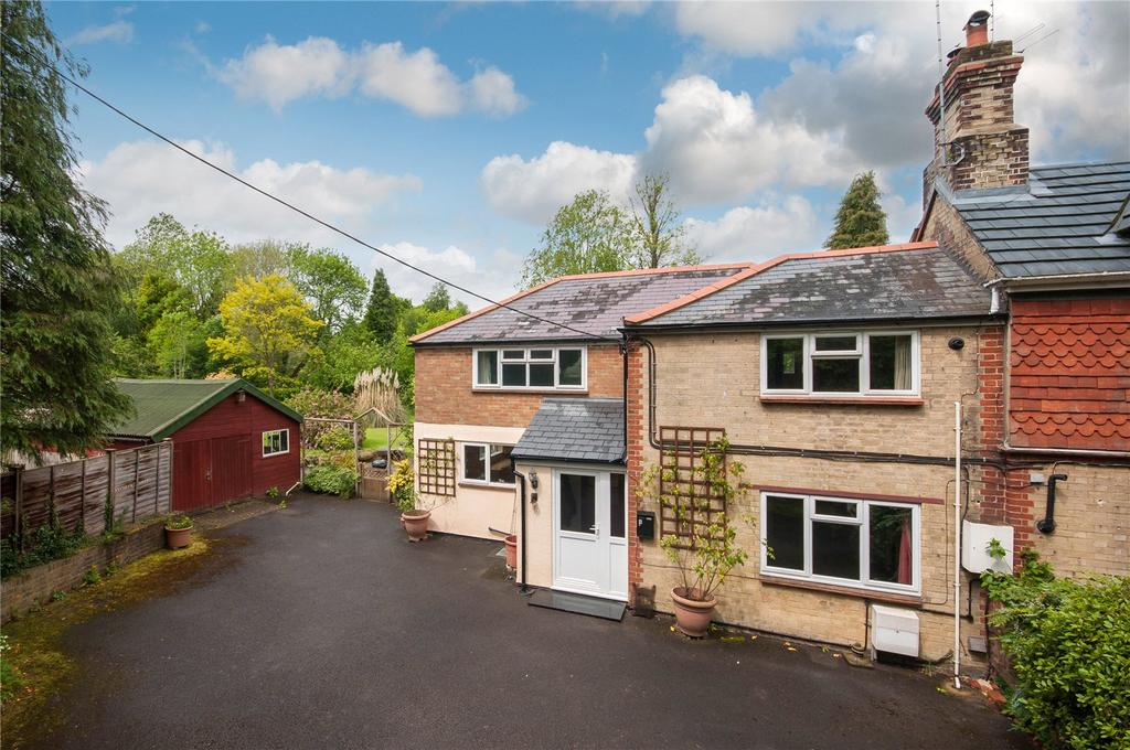 4 Bedrooms Semi Detached House for sale in St. Nicholas, Horsham Road, Mid Holmwood, Dorking, RH5