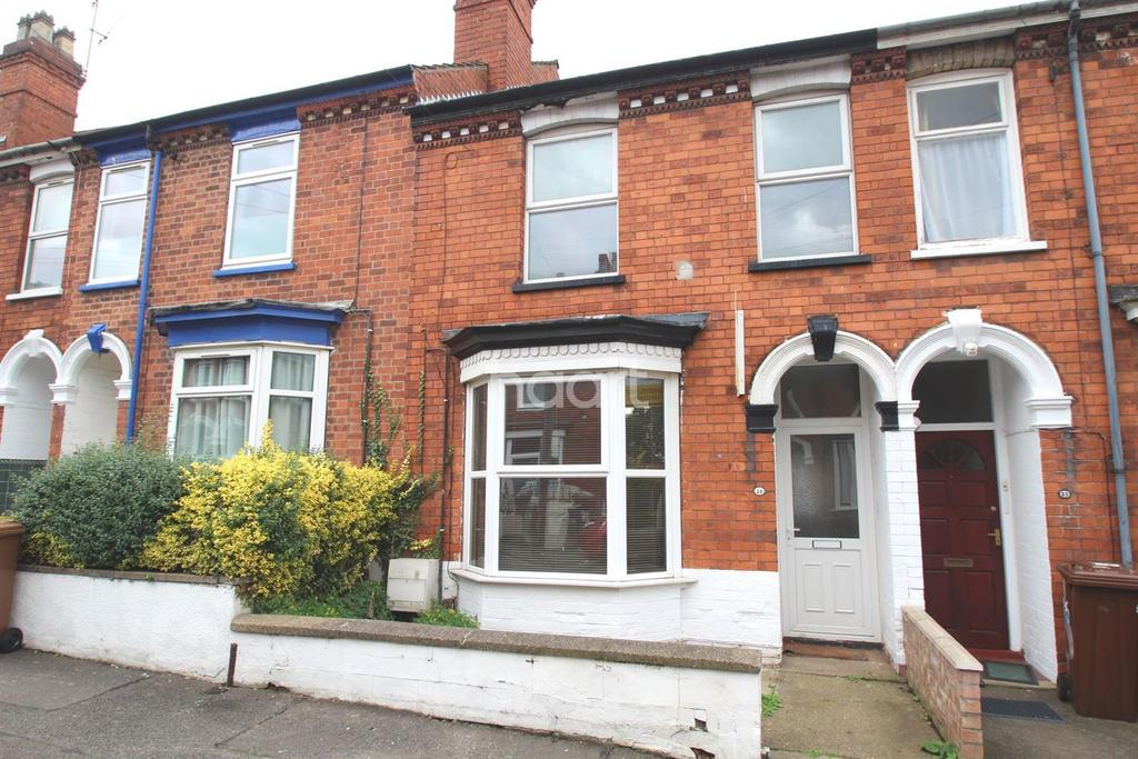 4 Bedrooms Terraced House for sale in Avondale Street, Lincoln, LN2