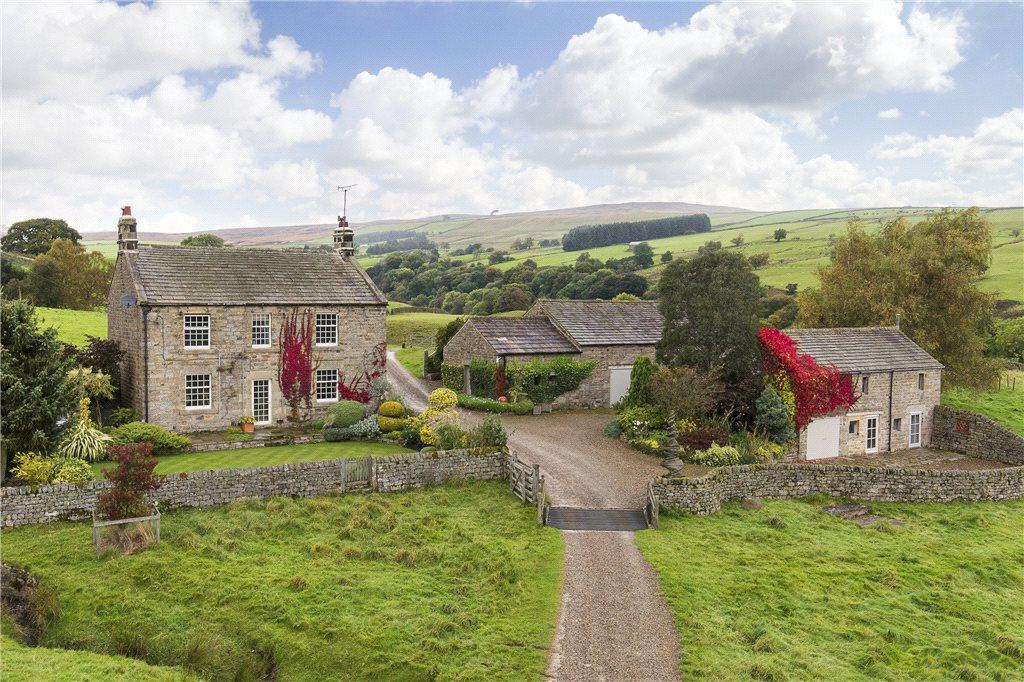 4 Bedrooms Unique Property for sale in Stean, Middlesmoor, Harrogate, North Yorkshire