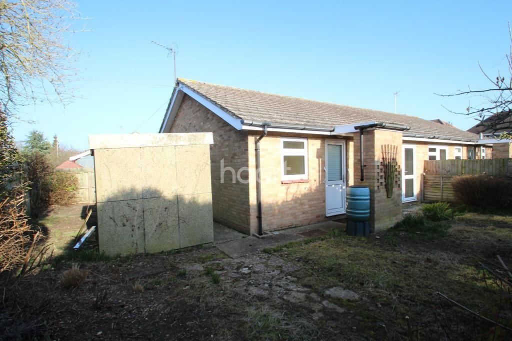 1 Bedroom Bungalow for sale in Hollmans Close, Fulbourn