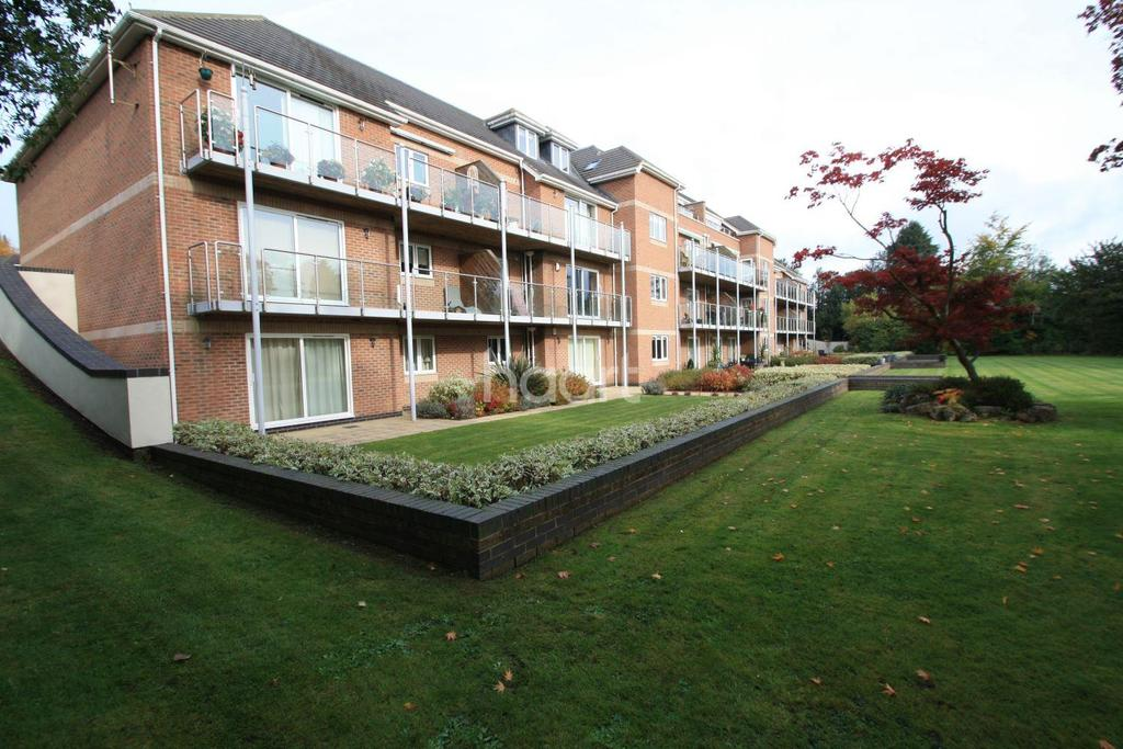 2 Bedrooms Flat for sale in Cedars Court, Ward Close, Barwell, Leicestershire