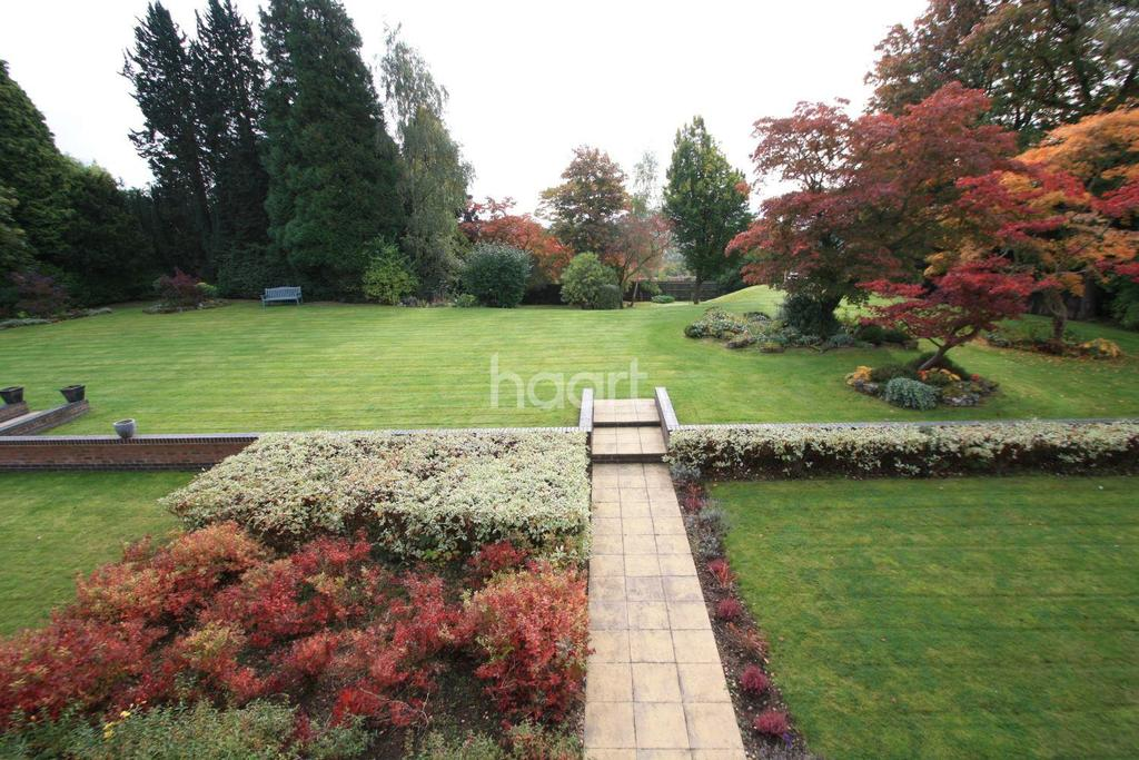 2 Bedrooms Flat for sale in Cedars Court, Ward Close, Barwell