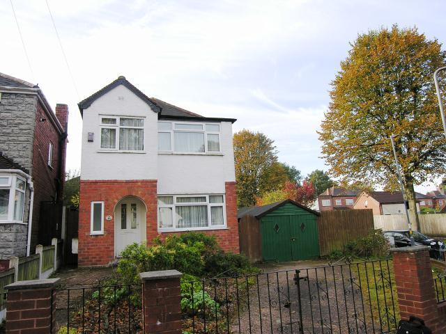 3 Bedrooms Detached House for sale in Goodway Road,Great Barr,Birmingham