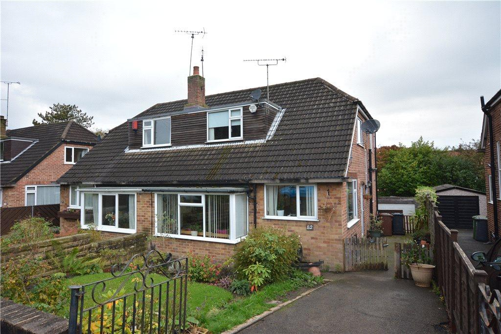 4 Bedrooms Semi Detached House for sale in Tinshill Road, Cookridge, Leeds