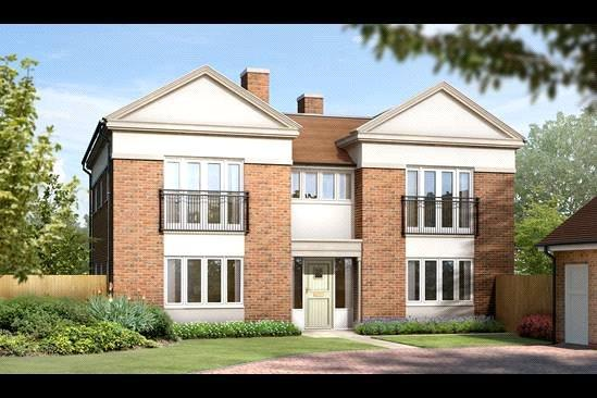 4 Bedrooms Detached House for sale in Kings Drive, Midhurst, West Sussex