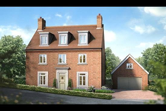 5 Bedrooms Detached House for sale in Kings Drive, Midhurst, West Sussex