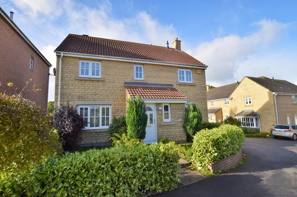 4 Bedrooms Detached House for sale in Greenhills, Quaking Houses, Stanley
