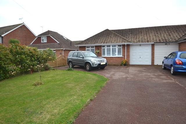 2 Bedrooms Detached Bungalow for sale in Old Worthing Road, East Preston, West Sussex, BN16 1DZ