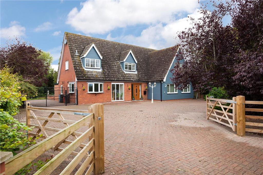4 Bedrooms House for sale in Brockley Green, Hundon, Suffolk, CO10