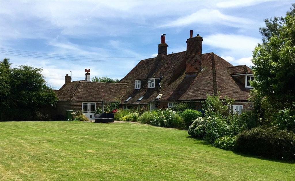 5 Bedrooms Detached House for sale in The Street, Preston, Canterbury, Kent, CT3