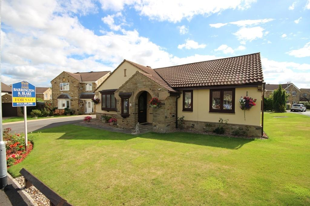 3 Bedrooms Detached Bungalow for sale in Meadowgate Drive, Lofthouse