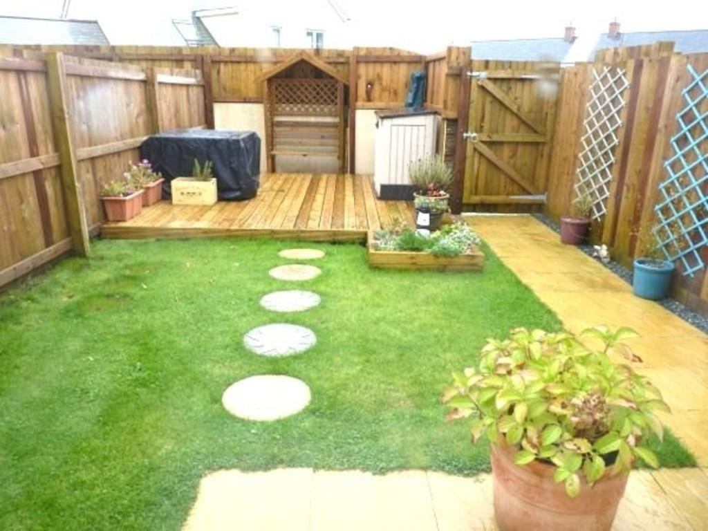 3 Bedrooms Terraced House for rent in Beechwood Park, Loddiswell