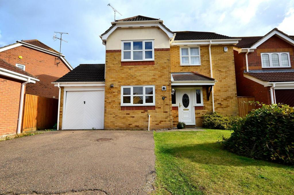 4 Bedrooms Detached House for sale in Linford Mews, Maldon, Essex, CM9