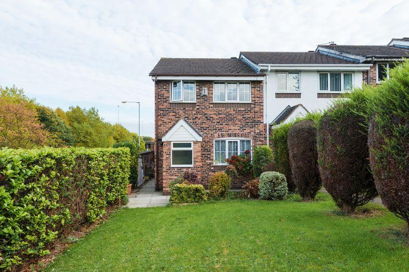 2 Bedrooms End Of Terrace House for sale in Victoria Road, Runcorn