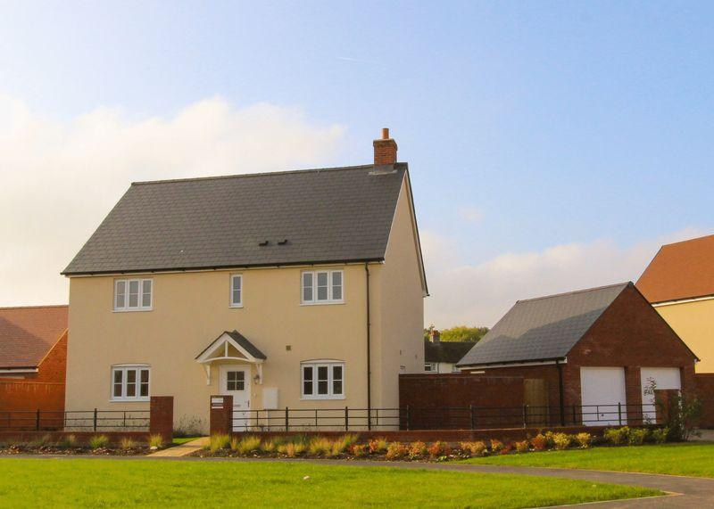 4 Bedrooms Detached House for sale in Jack's Lea, Uffington