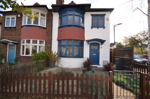 3 Bedrooms End Of Terrace House for sale in Rosedene Avenue, West Norwood, London, SW16