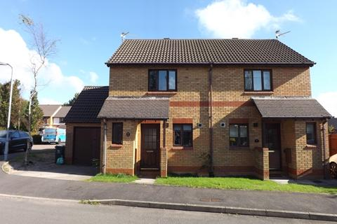 2 bedroom semi-detached house to rent - THORNHILL -Two Bedroom Semi Detached House with Garage and well proportioned garden.