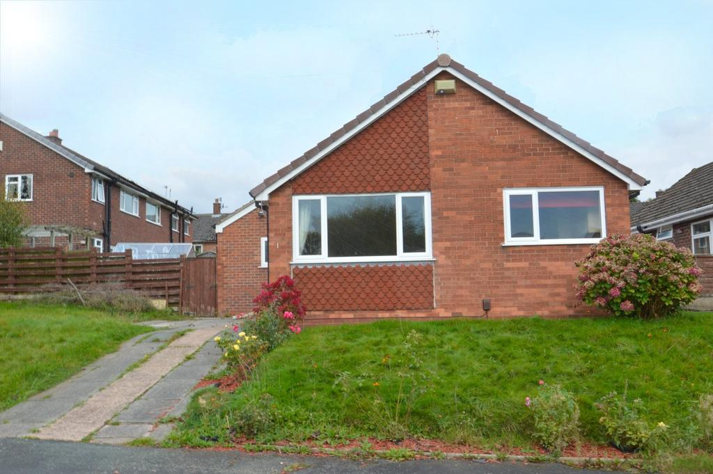 2 Bedrooms Detached Bungalow for sale in Helena Close, Knutsford