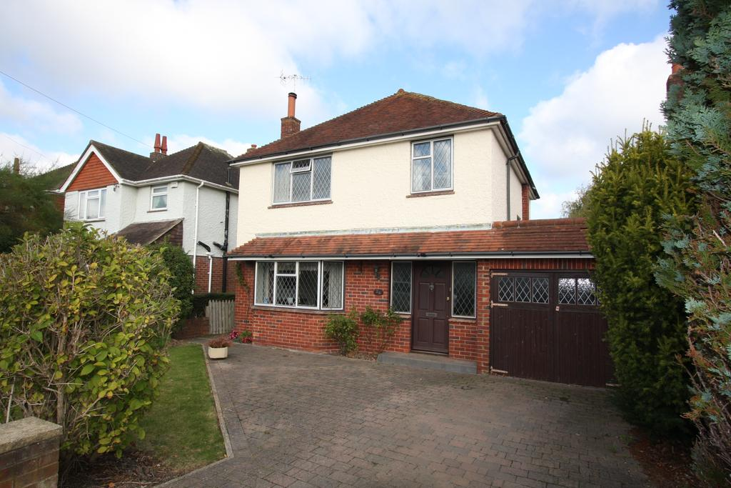 3 Bedrooms Detached House for sale in Meadows Road, Eastbourne BN22