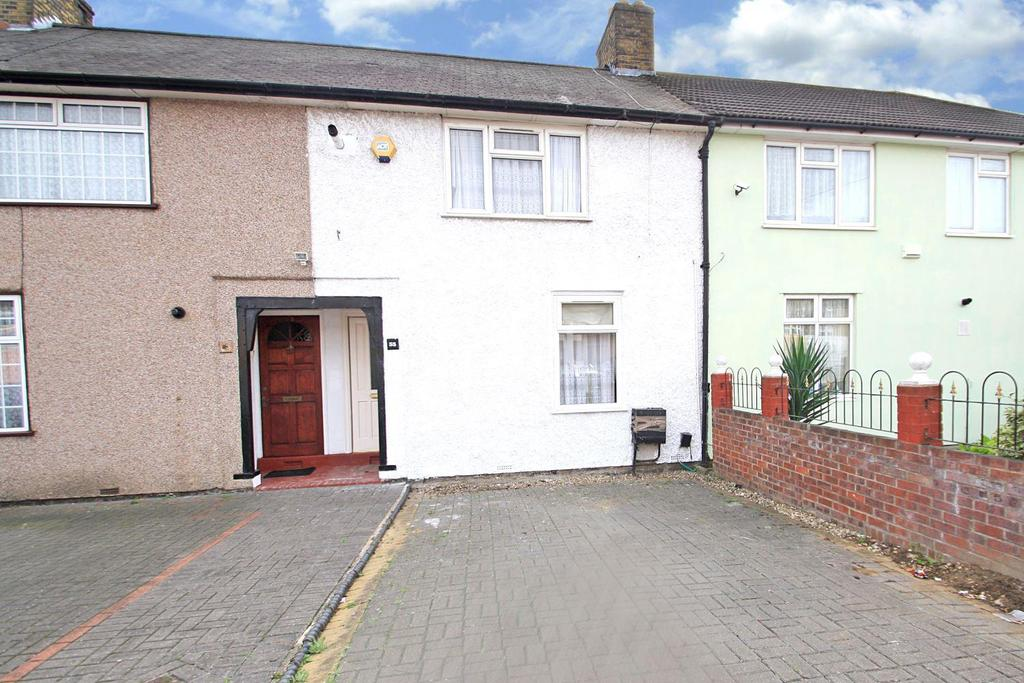 2 Bedrooms Terraced House for sale in Rothwell Road