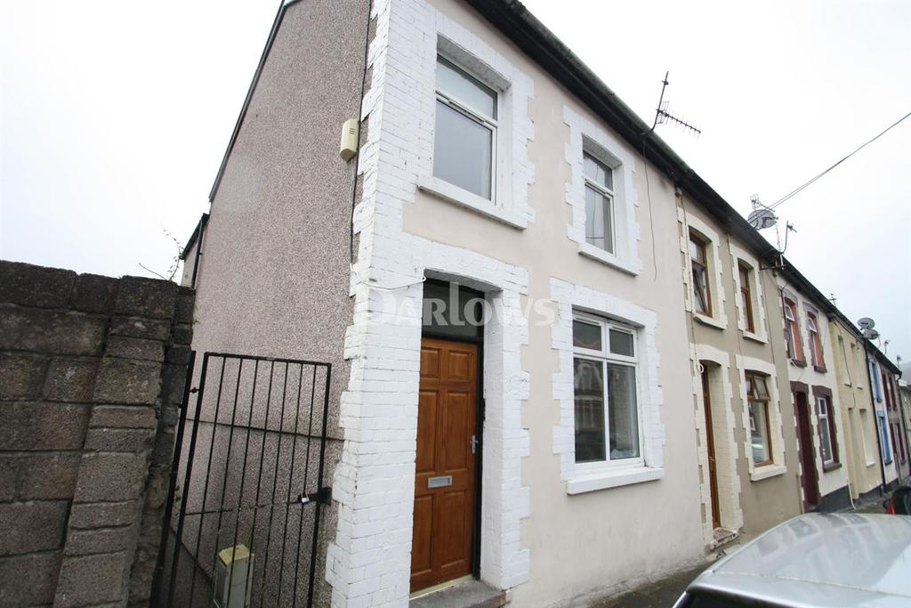 3 Bedrooms End Of Terrace House for sale in Deri Terrace, Tylorstown