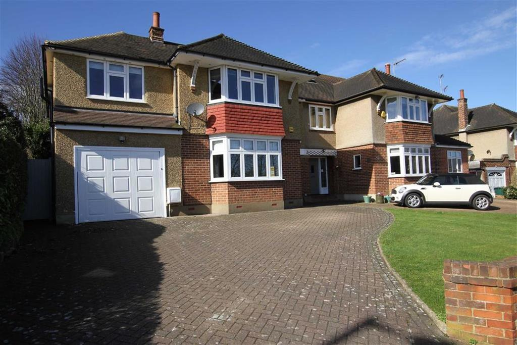 6 Bedrooms Semi Detached House for sale in Lyonsdown Road, New Barnet Barnet, Herts, EN5