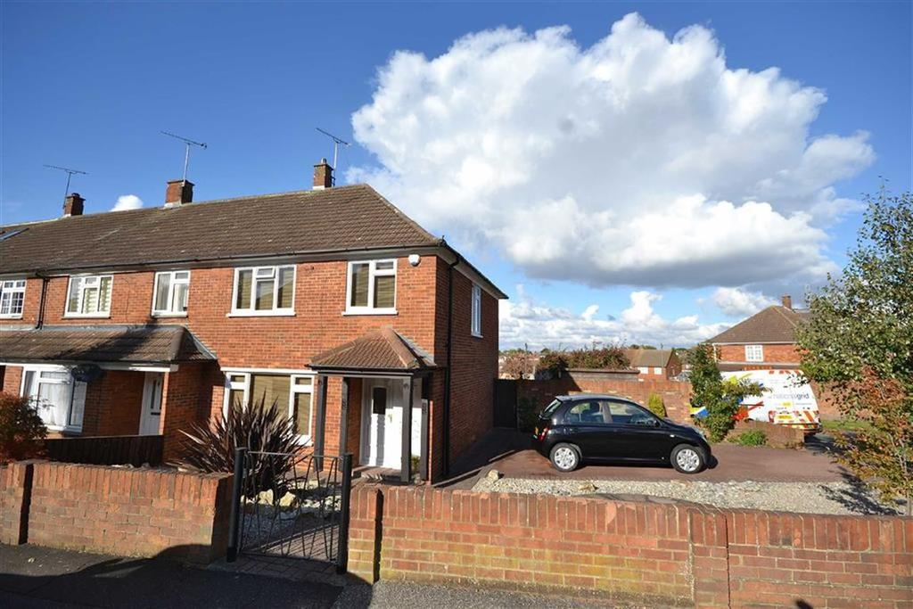 3 Bedrooms End Of Terrace House for sale in Rayfield, Epping, Essex, CM16
