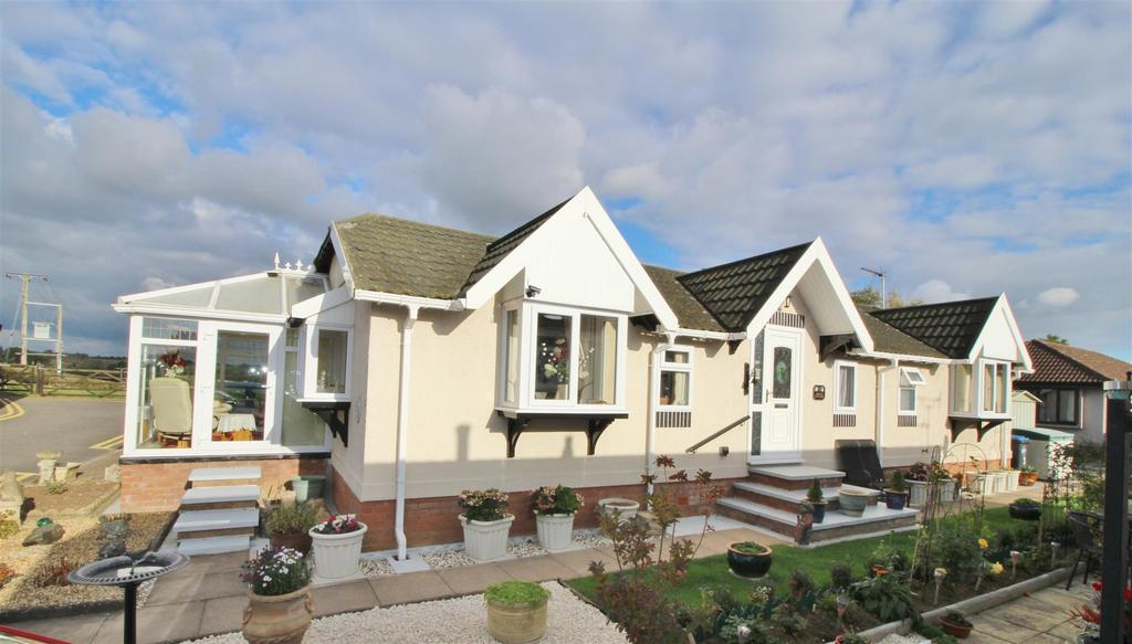 2 Bedrooms Park Home Mobile Home for sale in Sandy Lane, Marton