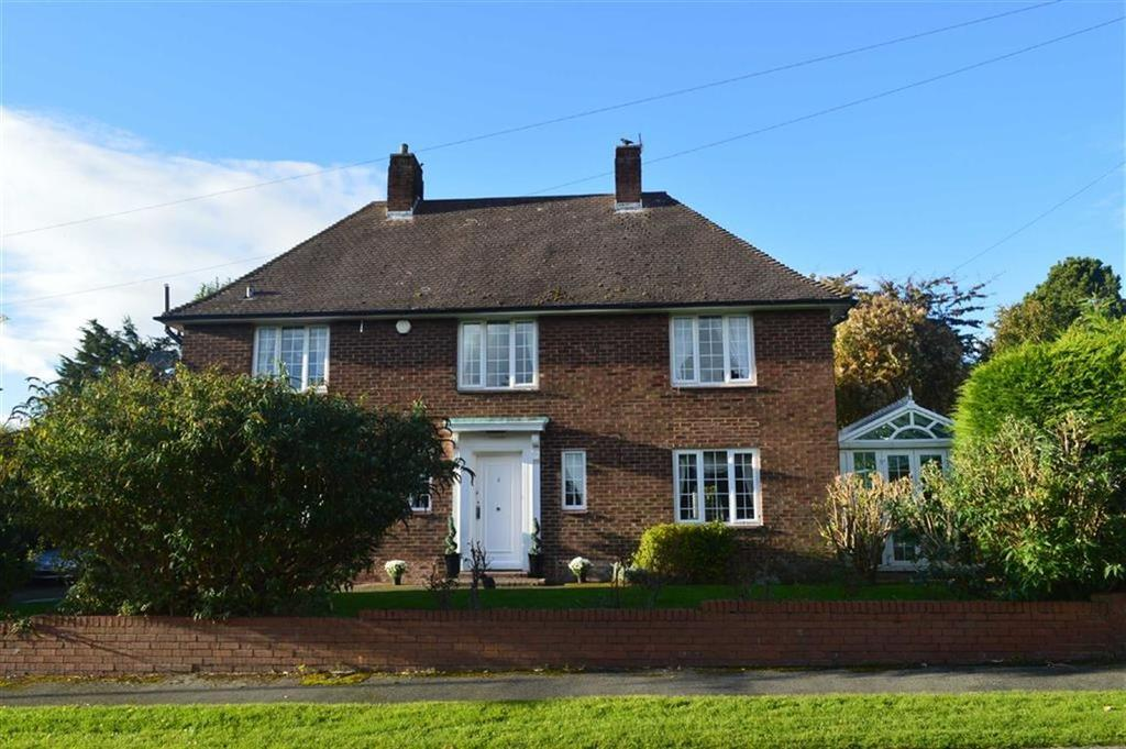 3 Bedrooms Detached House for sale in Chetwynd Close, Oxton, CH43