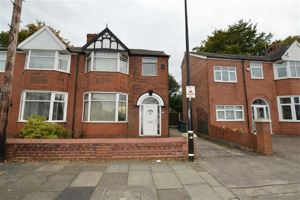 3 Bedrooms Semi Detached House for sale in Bradfield Road, STRETFORD