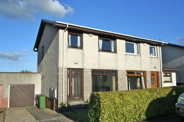 3 Bedrooms Semi-detached Villa House for sale in 39 Bankview Crescent, Kirkintilloch, Glasgow, G66 1LH