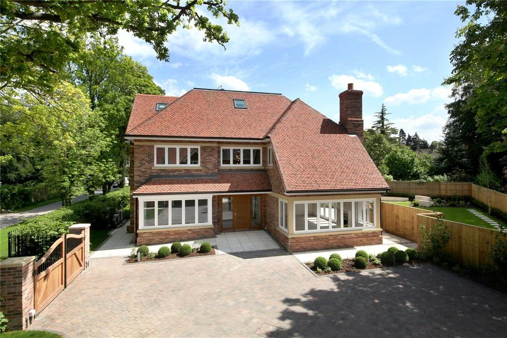 6 Bedrooms Detached House for sale in Assheton Road, Beaconsfield, HP9