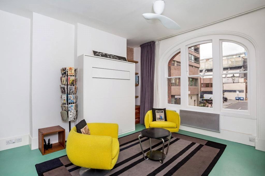 Studio Flat for sale in Broadwick Street, Soho, London, W1F
