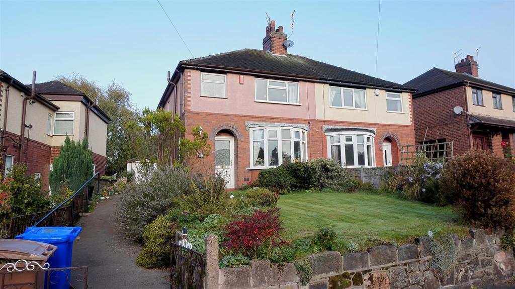3 Bedrooms Semi Detached House for sale in Spragg House Lane, Norton, Stoke-On-Trent