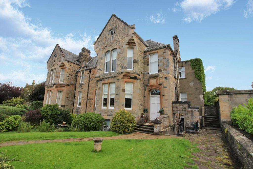 2 Bedrooms Ground Flat for sale in 7B, Gladstone Place, Stirling, FK8 2NN