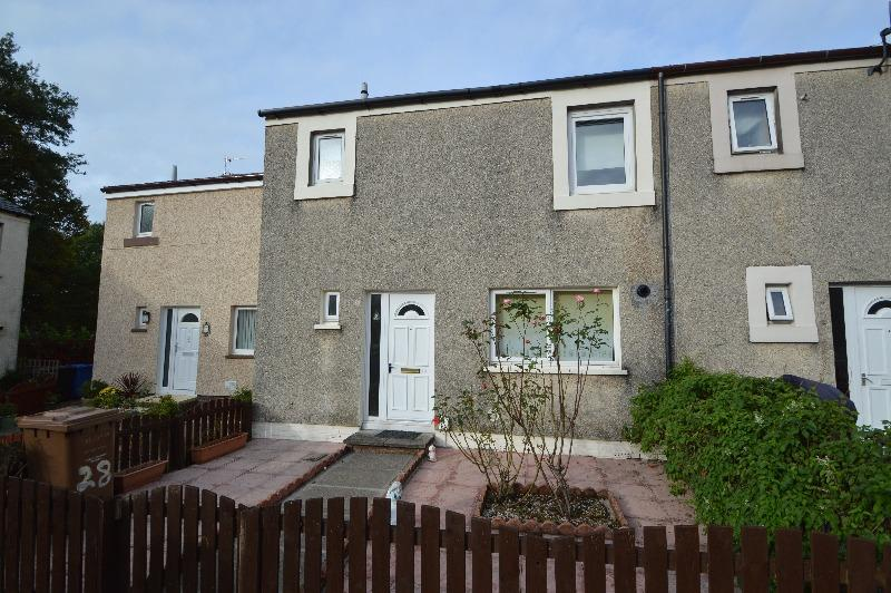 3 Bedrooms Terraced House for sale in Whitehope Green, Irvine, North Ayrshire, KA11 1LY