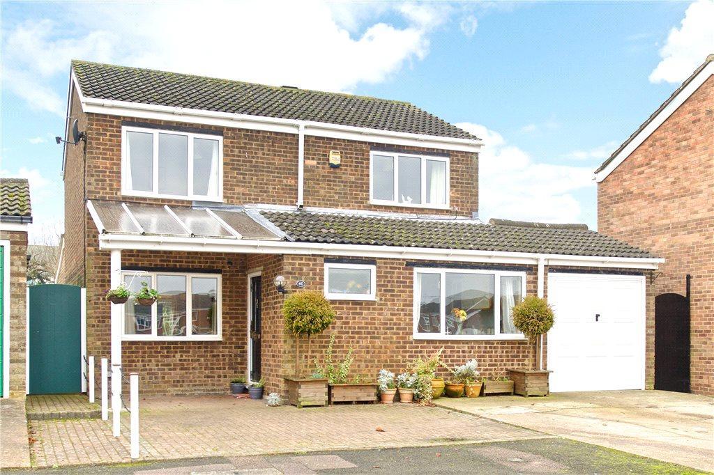 5 Bedrooms Detached House for sale in Warwick Road, Hanslope, Milton Keynes, Buckinghamshire
