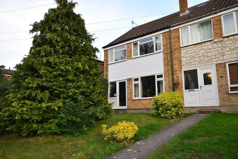 3 Bedrooms End Of Terrace House for sale in West End Lane, Kedington, Haverhill
