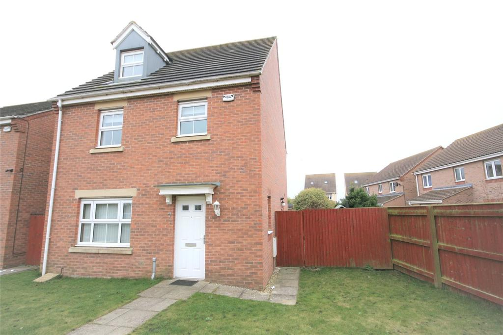 4 Bedrooms Detached House for sale in Stockham Court, Scartho Top, DN33