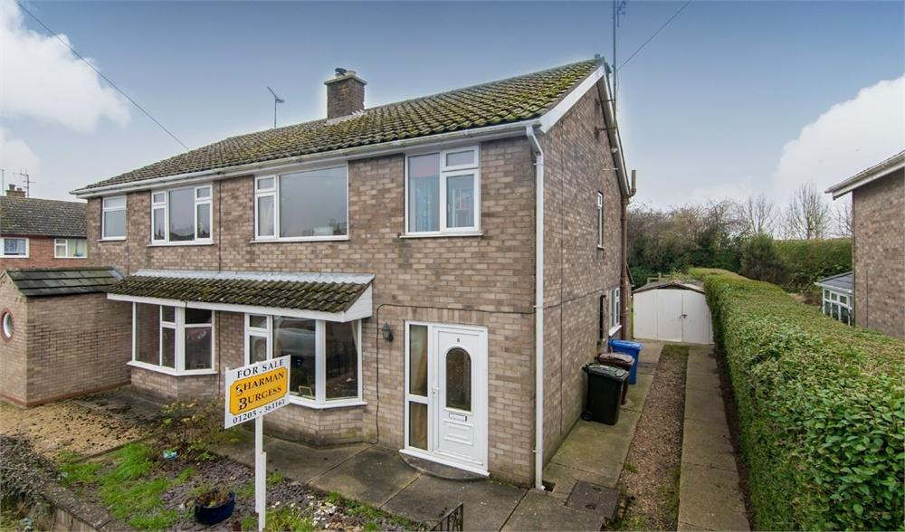 3 Bedrooms Semi Detached House for sale in Riverway, Boston, Lincolnshire