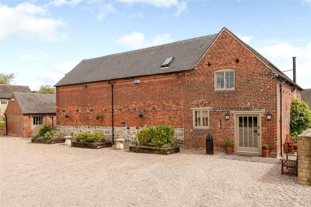 5 Bedrooms Unique Property for sale in Ridgeway Farm, Repton, Derbyshire, DE65