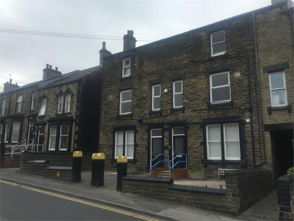 1 Bedroom Town House for sale in Queens Road, Barnsley, South Yorkshire